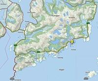 Øst-Lofoten og gode kunder de siste årene