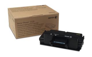 Xerox Phaser 3320 sort standard kapasitet
