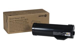 Xerox WC 3615 sort ekstra høy kapasitet