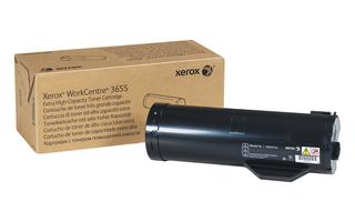 Xerox WC 3655i sort ekstra høy kapasitet