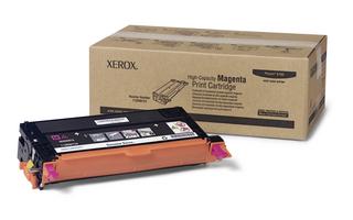 Xerox Phaser 6180 magenta høy kapasitet