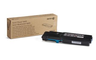 Xerox WC 6605 cyan høy kapasitet