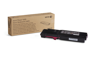 Xerox WC 6605 magenta høy kapasitet