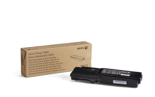 Xerox WC 6605 sort høy kapasitet