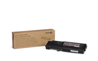 Xerox WC 6605 sort standard kapasitet