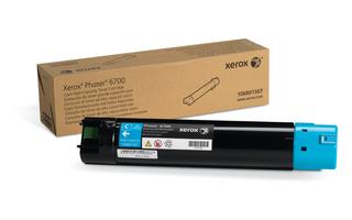 Xerox Phaser 6700 cyan høy kapasitet