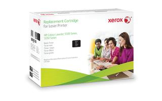 HP Colour LaserJet 5500, 5550 sort