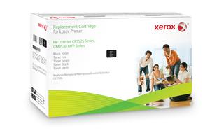 HP Colour LaserJet CM2320, CP3525 sort høy kapasitet