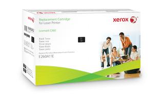 Lexmark E260, E360, E460, E462 sort
