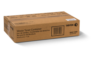 Toner waste container