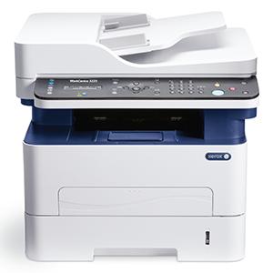 Xerox multifunksjon sort/hvitt